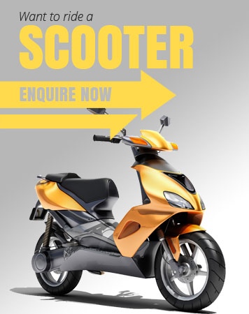Scooter RN Class 50cc Lessons Perth Morley NOR